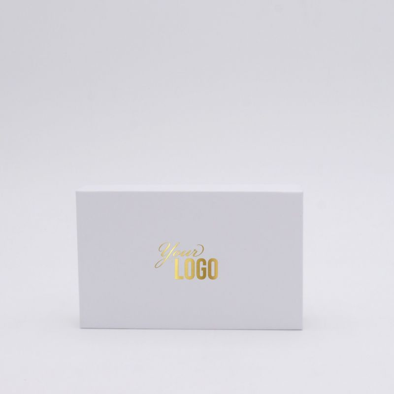 Magnetic box Hingbox (delivery in 15 days)12x7x2 CM | HINGBOX | HOT FOIL STAMPING