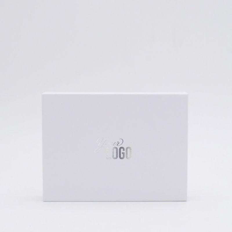 Boîte aimantée personnalisée Hingbox 15,5x11x2 CM   HINGBOX   IMPRESSION À CHAUD