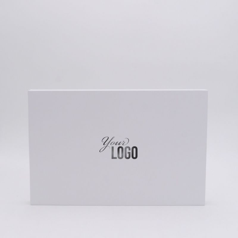 Magnetic box Hingbox (delivery in 15 days)36x24x2,4 CM | HINGBOX | HOT FOIL STAMPING
