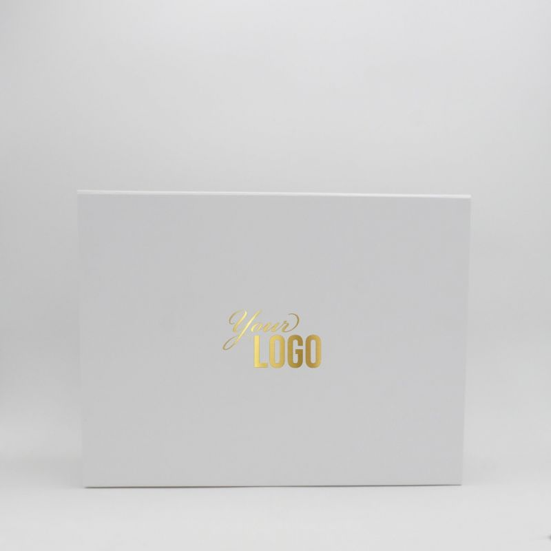 Magnetic box Evobox (delivery in 15 days)43x31x5 CM | EVOBOX | HOT FOIL STAMPING