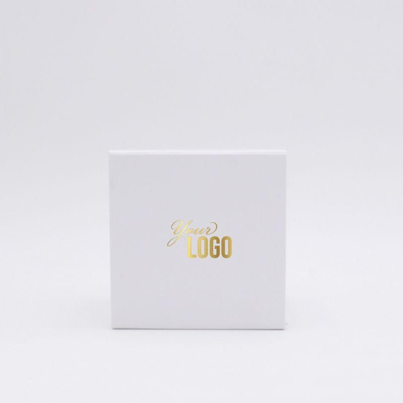 Boîte aimantée Cubox 10x10x10 CM   CUBOX  IMPRESSION À CHAUD