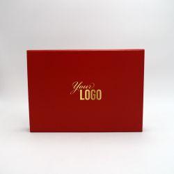 Boîte aimantée personnalisable Evobox 31x22x4CM | EVOBOX | IMPRESSION À CHAUD