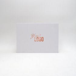 Caja magnética Hingbox ( entrega en 15 dìas)31x22x2,4 CM | CAJA HINGBOX | ESTAMPADO EN CALIENTE