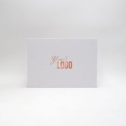Boîte aimantée personnalisable Hingbox 31x22x2,4 CM | HINGBOX | IMPRESSION À CHAUD