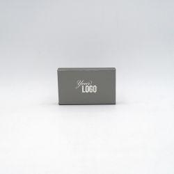 Magnetische doos hingbox12x7x2 CM   HINGBOX   WARMTEDRUK   CENTURYPRINT
