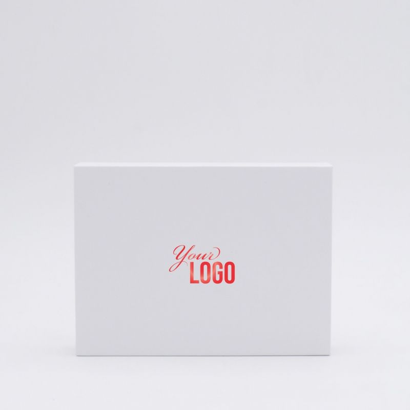 Magnetic box Hingbox (delivery in 15 days)22x16x2,4CM | HINGBOX | HOT FOIL STAMPING