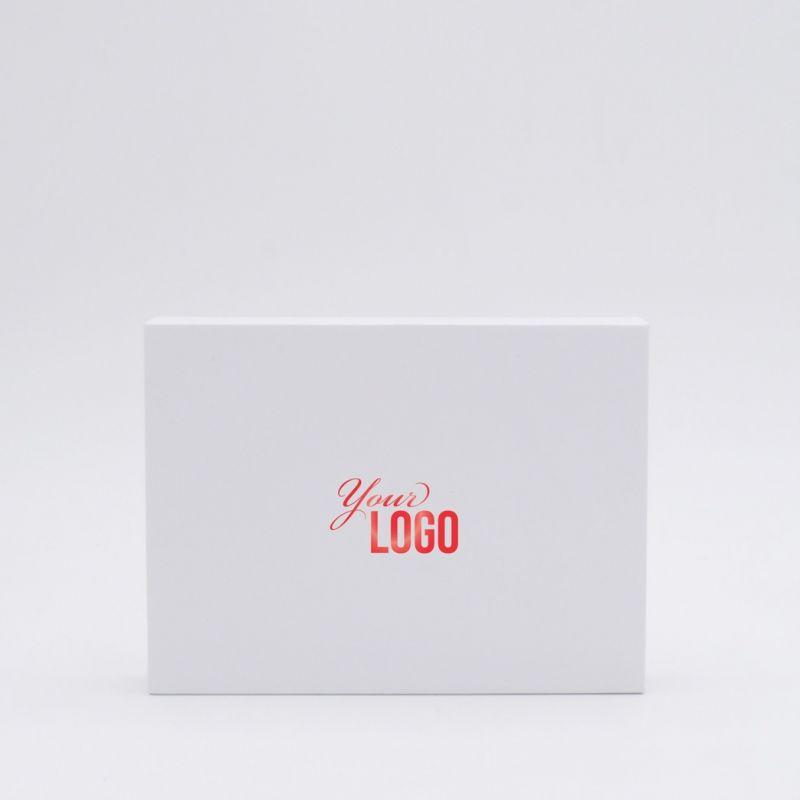 Boîte aimantée personnalisable Hingbox 22x16x2,4 CM   HINGBOX   IMPRESSION À CHAUD