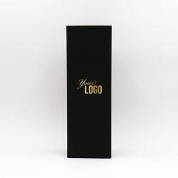 Kundenspezifische Flaschenbox Magnetbox 10x33x10 CM | BOTTLE BOX |BOÎTE POUR 1 BOUTEILLE | IMPRESSION À CHAUD