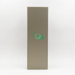 Gepersonaliseerde Gepersonaliseerde magnestische geschenkdoos Bottlebox 12x40,5x12 CM | BOTTLE BOX | DOOS VOOR 1 MAGNUM FLES ...