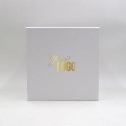 Scatola magnetica personalizzata Cubox 22x22x22 CM | CUBOX |STAMPA A CALDO