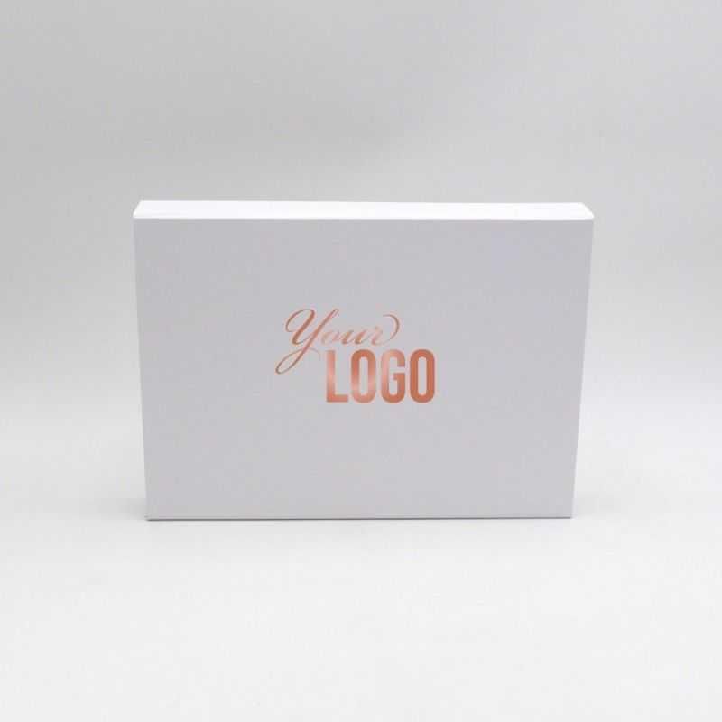 Scatola magnetica Evobox (consegna in 15 giorni)31x22x4 CM   EVOBOX   STAMPA A CALDO