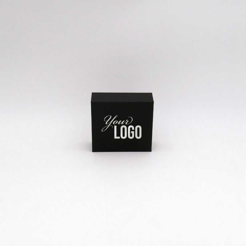 Boîte magnétique Sweet box (livraison en 15 jours)10x9x3,5 CM | SWEET BOX | IMPRESSION À CHAUD