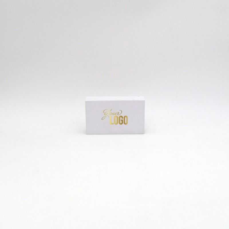 Scatola magnetica personalizzata Palace 12x7x2 CM | PORTA CARD | STAMPA A CALDO