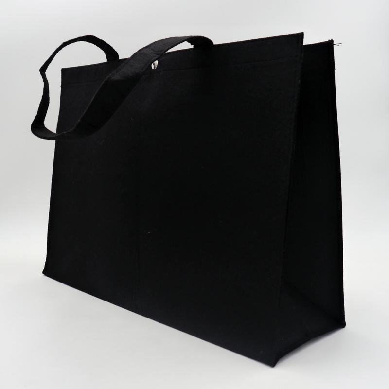 Bolsa de fieltro (entrega en 15 días)45x13x33 CM | BOLSA DE FIELTRO | IMPRESIÓN SERIGRÁFICA DE UN LADO EN DOS COLORES