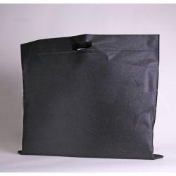 Customized Sac en tissu non tissé personnalisé 60x50 CM   NON-WOVEN TNT DKT BAG   SCREEN PRINTING ON TWO SIDES IN TWO COLORS