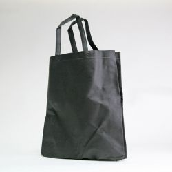 Customized Sac en tissu non tissé personnalisé 40x10x45 CM | NON-WOVEN TNT LUS BAG | SCREEN PRINTING ON TWO SIDES IN ONE COLOR