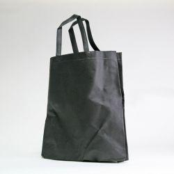 Customized Sac en tissu non tissé personnalisé 40x10x45 CM | NON-WOVEN TNT LUS BAG | SCREEN PRINTING ON ONE SIDE IN TWO COLORS