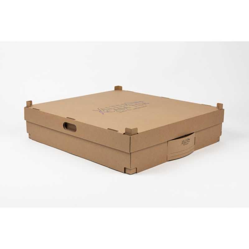48,5x54,5x12,5 CM | SCATOLE DA ASPORTO| STAMPA OFFSET | magneetdoos bedrukken