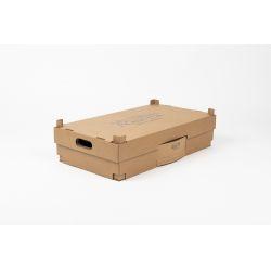 48,5x27x11 CM| SCATOLE DA ASPORTO | STAMPA OFFSET | magneetdoos bedrukken