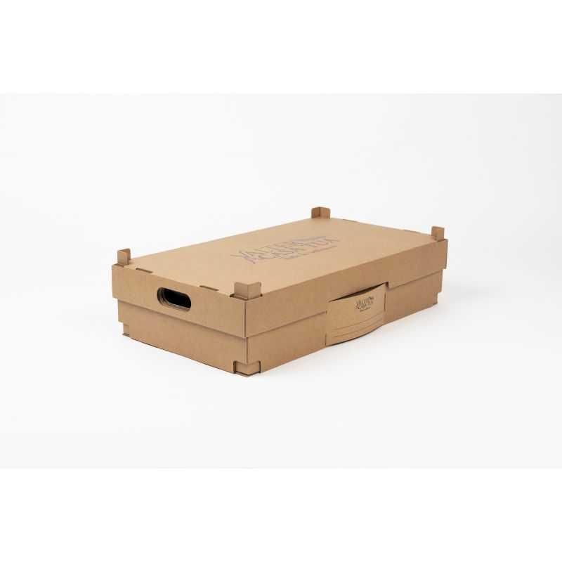 Take away verpakking48,5x27x11 CM| SCATOLE DA ASPORTO | STAMPA OFFSET
