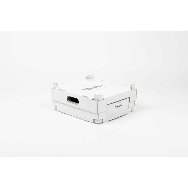 Take away verpakking23,5x27x10 CM | SCATOLE DA ASPORTO| DA 50 PEZZI