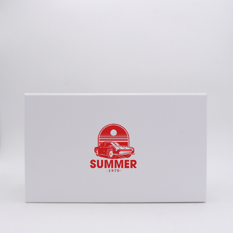 Drawer box Smartflat (delivery in 15 days)37x21x14 CM | SMARTFLAT | SCREEN PRINTING ON ONE SIDE IN ONE COLOUR