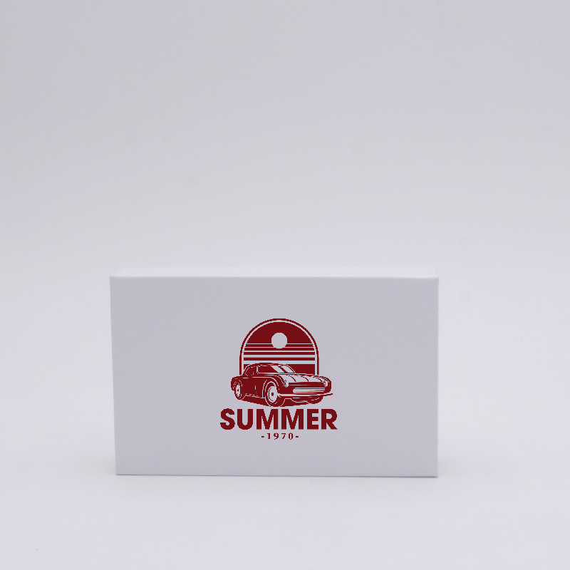 Caja magnética Hingbox ( entrega en 15 dìas)12x7x2 CM | CAJA HINGBOX | IMPRESIÓN SERIGRÁFICA DE UN LADO EN UN COLOR