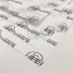 Gepersonaliseerde Bedrukt zijde papier 50x75 CM | ZIJDEPAPIER | FLEXO BEDRUKKING | CENTURYPRINT