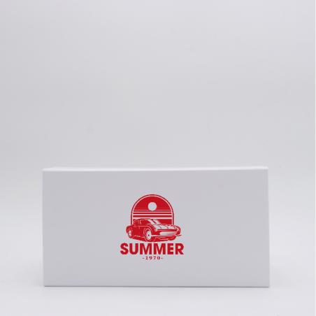 Caja magnética personalizada Wonderbox 22x10x11 CM   WONDERBOX (EVO)   IMPRESIÓN SERIGRÁFICA DE UN LADO EN UN COLOR
