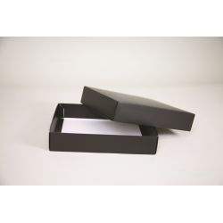 Foldable box Campana (delivery in 15 days)8x8x4 CM | CAMPANA | SCREEN PRINTING ON ONE SIDE IN TWO COLOURS