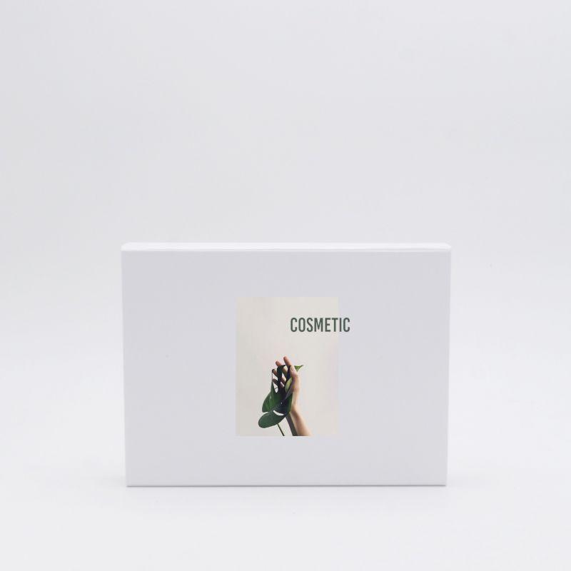 Boîte aimantée personnalisable Evobox 22x16x3 CM | EVOBOX | IMPRESSION NUMERIQUE ZONE PRÉDÉFINIE