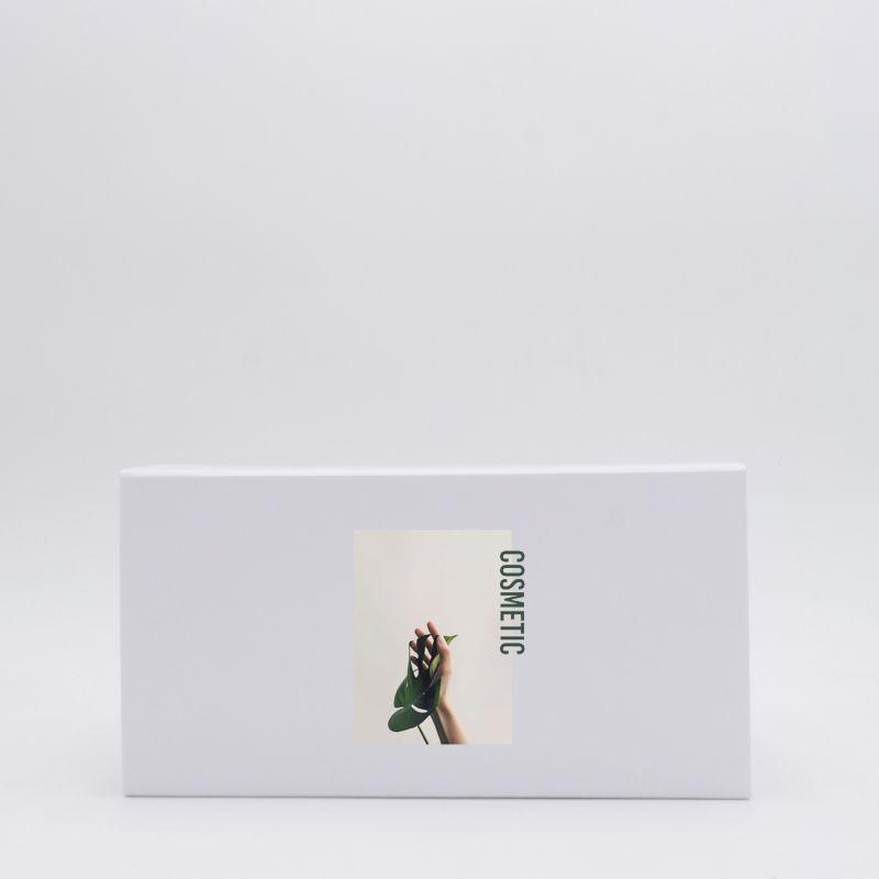 Boîte aimantée personnalisable Evobox 22x10x11 CM | EVOBOX | IMPRESSION NUMERIQUE ZONE PRÉDÉFINIE