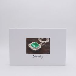Gepersonaliseerde Gepersonaliseerde magnestische geschenkdoos Hingbox 35x23x2 CM | HINGBOX | DIGITALE BEDRUKKING OP GEDEFINIE...