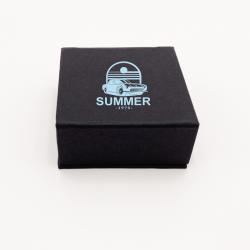 Scatola magnetica personalizzata Sweetbox 7x7x3 CM   SWEET BOX   STAMPA SERIGRAFICA SU UN LATO IN UN COLORE