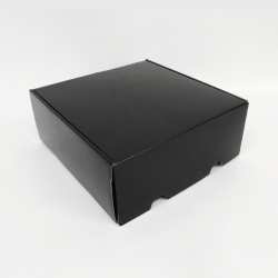 Scatola Postpack16x16x5,8 CM | POSTPACK PLASTIFICATO | STAMPA SERIGRAFICA SU UN LATO IN DUE COLORI