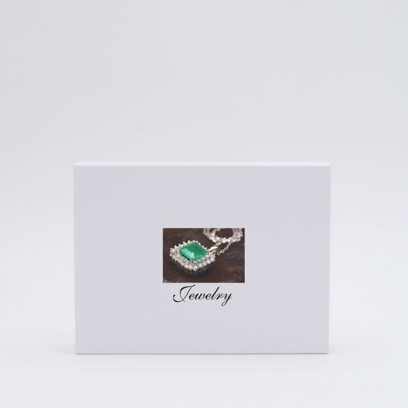 Customized Personalized Magnetic Box Hingbox 21x15x2 CM   HINGBOX   DIGITAL PRINTING ON FIXED AREA