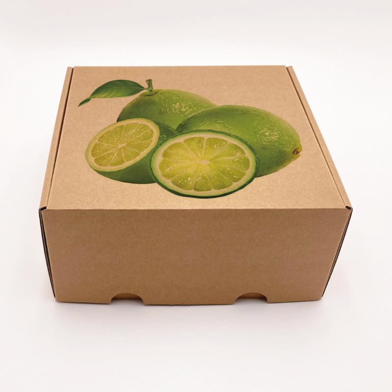 Caja de envío personalizada Postpack 34x24x10,5 CM   POSTPACK   IMPRESIÓN DIGITAL EN UN ÁREA PREDEFINIDA