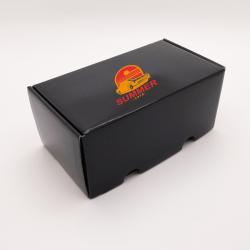 Scatola Postpack23x12x10,8 CM | POSTPACK PLASTIFICATO | STAMPA SERIGRAFICA SU UN LATO IN DUE COLORI