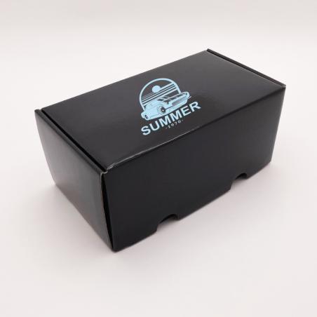 Postpack laminato 23x12x10,8 CM | POSTPACK PLASTIFICATO | STAMPA SERIGRAFICA SU UN LATO IN UN COLORE