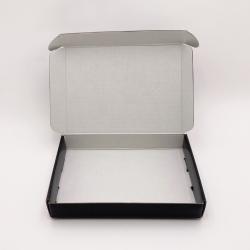 Envase postal laminado 23x17x3,8 CM   POSTPACK PLASTIFICADO   IMPRESIÓN SERIGRÁFICA DE UN LADO EN UN COLOR