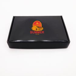 Scatola Postpack27x38x6,8 CM | POSTPACK PLASTIFICATO | STAMPA SERIGRAFICA SU UN LATO IN DUE COLORI