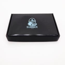 Scatola Postpack27x38x6,8 CM | POSTPACK PLASTIFICATO | STAMPA SERIGRAFICA SU UN LATO IN UN COLORE