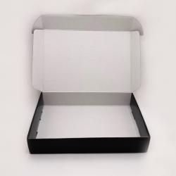 Envase postal laminado 32x44x5,8 CM | POSTPACK PLASTIFICADO | IMPRESIÓN SERIGRÁFICA DE UN LADO EN UN COLOR