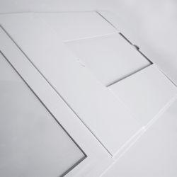 Gepersonaliseerde Gepersonaliseerde magnestische geschenkdoos Clearbox 33x22x10 CM | CLEARBOX | HETE BEDRUKKING | CENTURYPRINT