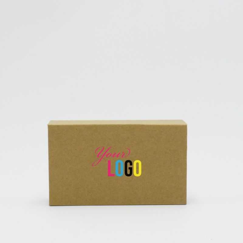 Boîte aimantée personnalisée Hingbox 12x7x3 cm | HINGBOX | IMPRESSION NUMERIQUE ZONE PRÉDÉFINIE