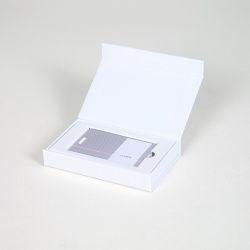 Magneetdozen New York bedrukken in de maat 12x7x2cm (4 kleuren, digitaal) | magneetdoos bedrukken