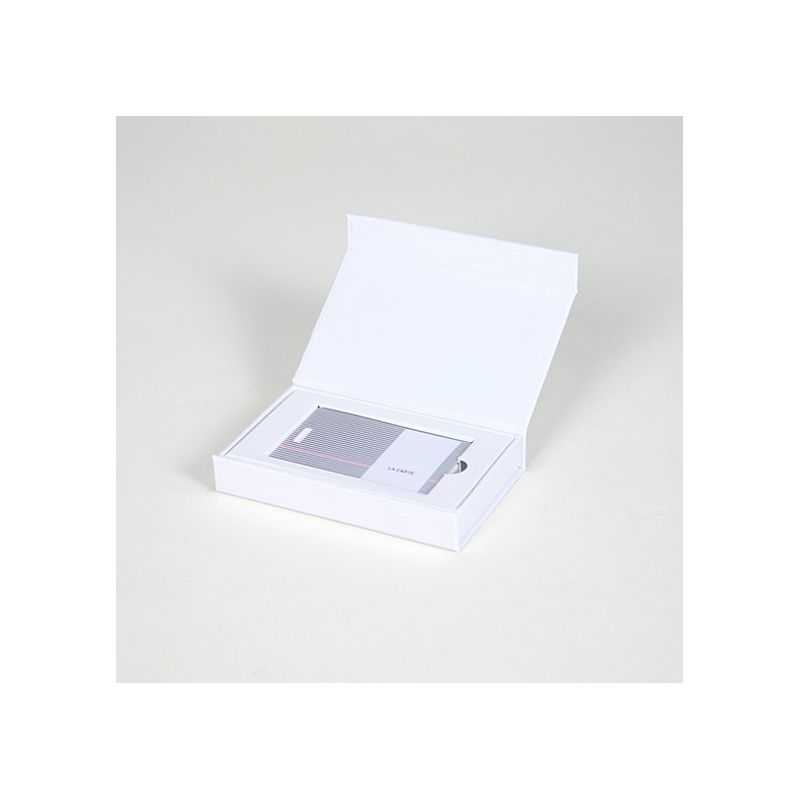 Magnetic box Card Holder (delivery in 15 days)12x7x2 CM   CARD HOLDER   DIGITAL PRINTING ON FIXED AREA
