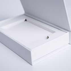 Customized Personalized Magnetic Box Palace 12x7x2 CM   CARD HOLDER   DIGITAL PRINTING ON FIXED AREA