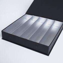 Caja magnética personalizada Sweetbox 17x16,5x3 CM   CAJA SWEET BOX   ESTAMPADO EN CALIENTE