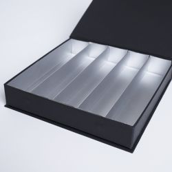 Scatola magnetica personalizzata Sweetbox 17x16,5x3 CM | SWEET BOX| STAMPA A CALDO